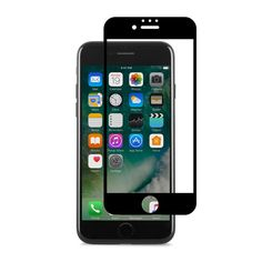 Защитная плёнка для iPhone 7 Plus/8 Plus Moshi iVisor AG Black (Matte)