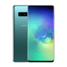 Galaxy S10+ 128Gb (Snapdragon 855) Prism Green (Аквамарин)
