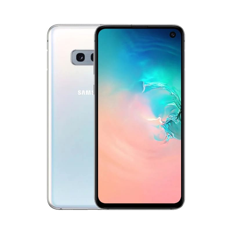Galaxy S10e 128Gb Prism White (Перламутр)