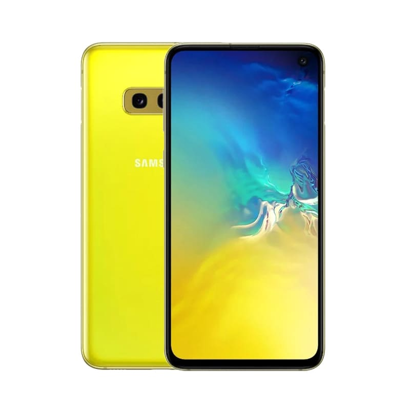 Galaxy S10e 128Gb Canary Yellow (Цитрус)