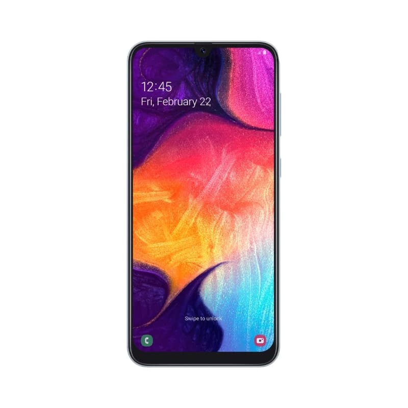 Galaxy A50 128Gb White/Белый