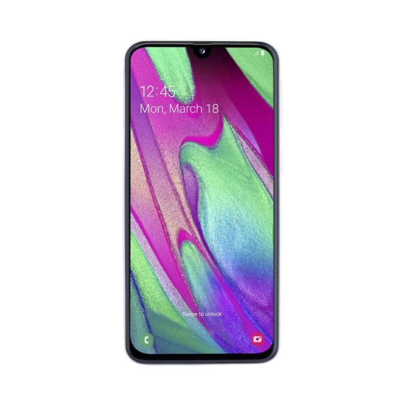 Galaxy A40 64Gb White/Белый
