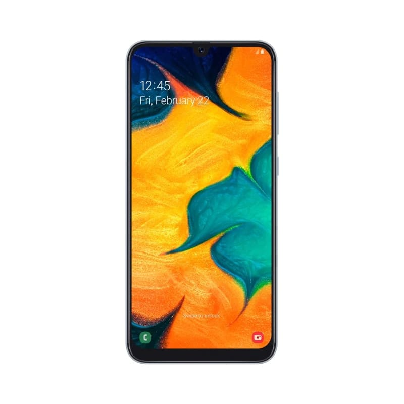 Galaxy A30 32Gb White/Белый