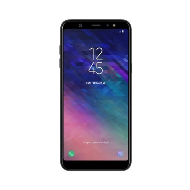 Galaxy A6 32Gb Black/Черный