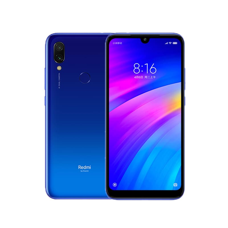 Xiaomi Redmi 7 3/32 Gb Синий / Blue