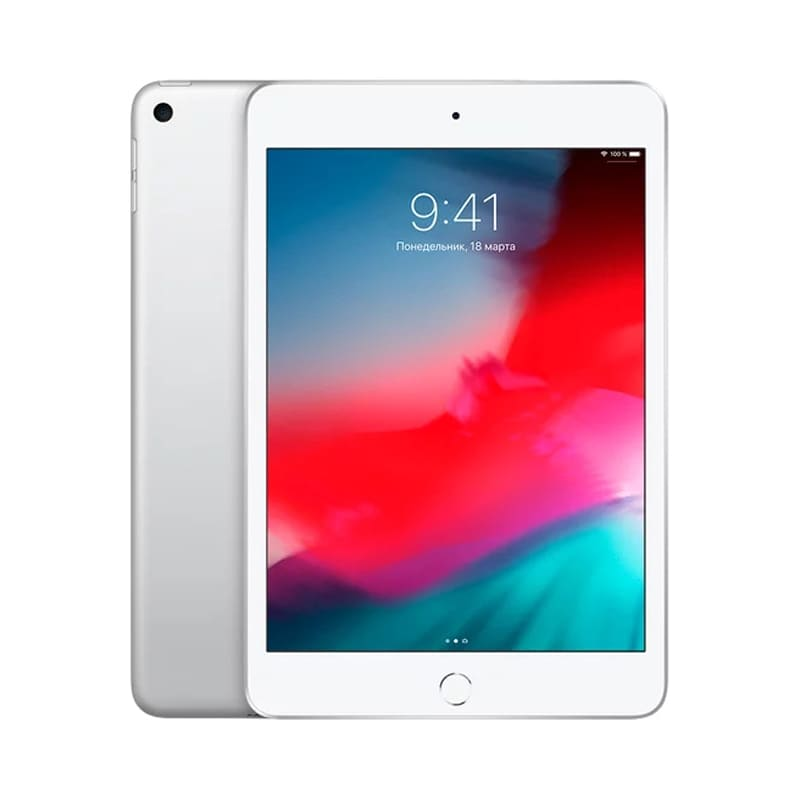 Apple iPad mini 2019 64Gb Wi-Fi + Cellular (silver)