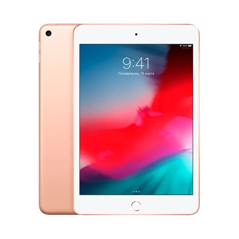 Apple iPad mini 2019 256Gb Wi-Fi + Cellular (gold)
