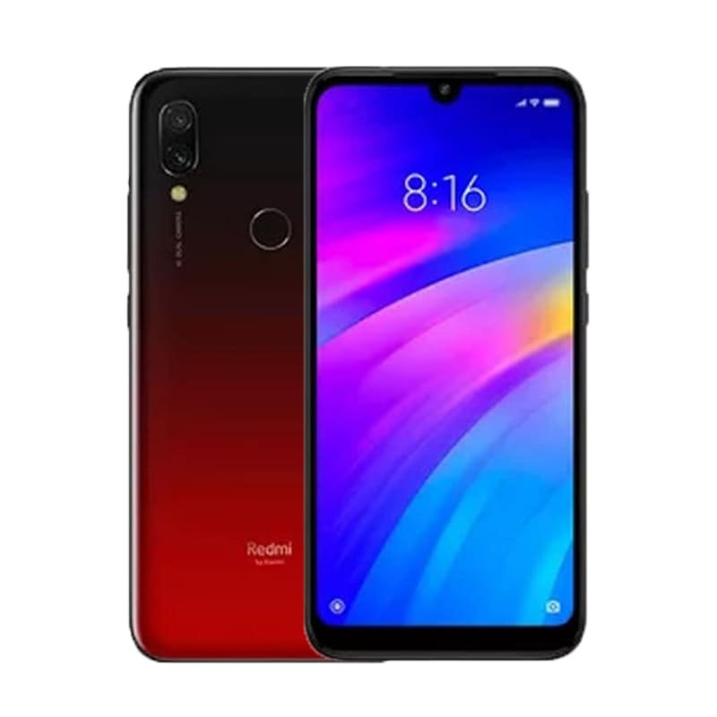 Xiaomi Redmi 7 3/64 Gb  Красный / Red