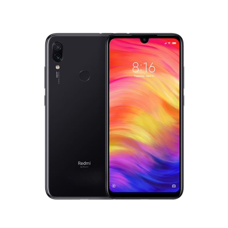 Xiaomi Redmi Note 7 3/32 Gb Черный / Space Black