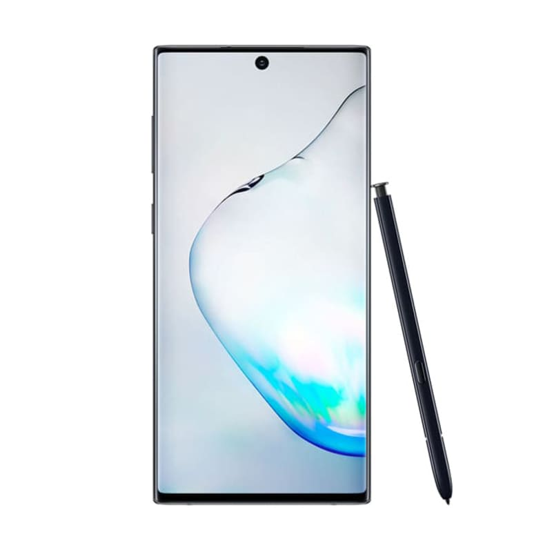 Galaxy Note 10+ 12/256Gb Black / Черный