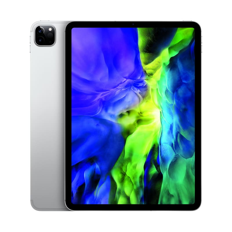 "iPad Pro 11"" (2020) 256Gb Wi-Fi + Cellular Silver"