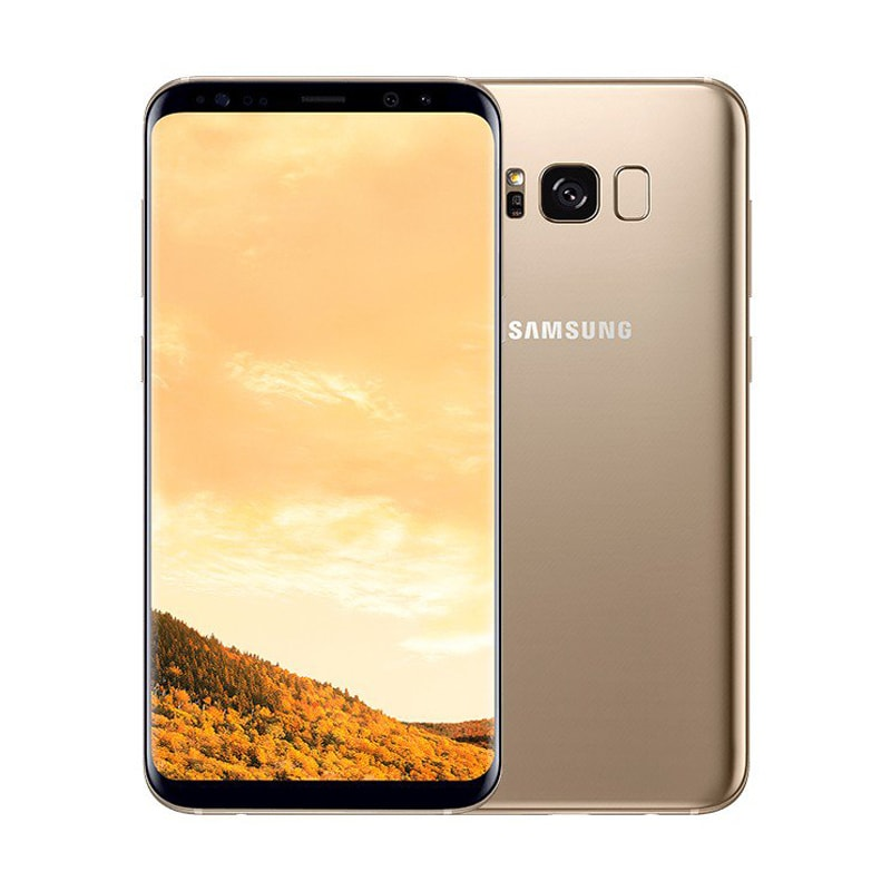 Galaxy S8 Plus 64Gb Duos Maple Gold