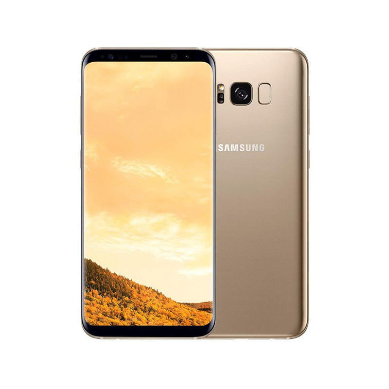 Galaxy S8 64Gb Duos Maple Gold