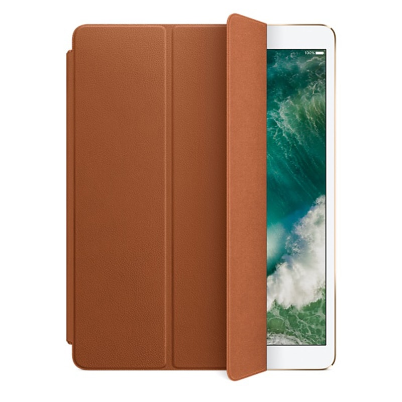 "Leather Smart Cover для iPad Pro 10,5"" Saddle Brown"