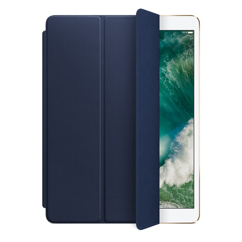 "Leather Smart Cover для iPad Pro 10,5"" Midnight Blue"