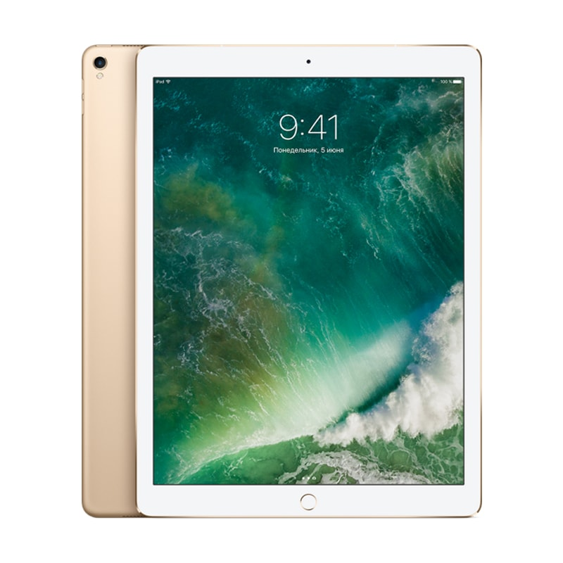 "iPad Pro 12,9"" 64Gb Wi-Fi + Cellular (Gold)"