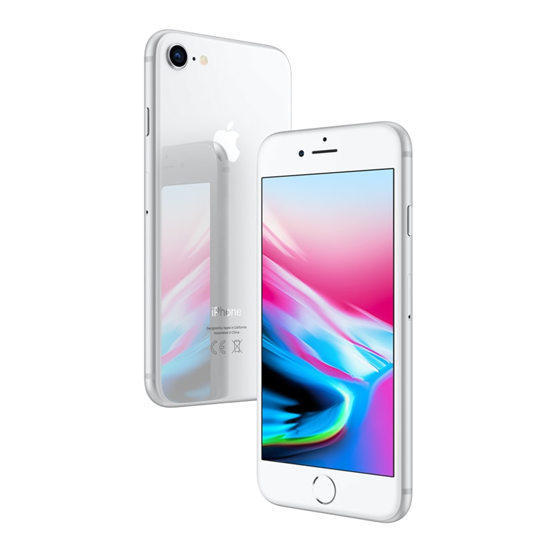 iPhone 8 64Gb (Silver/Серебристый)