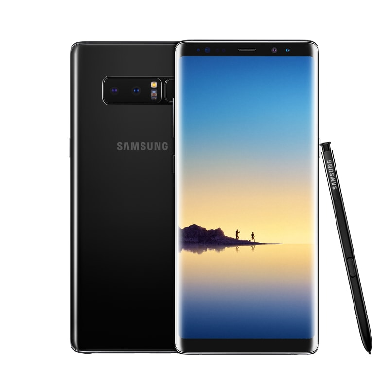 Galaxy Note 8 64Gb Midnight Black