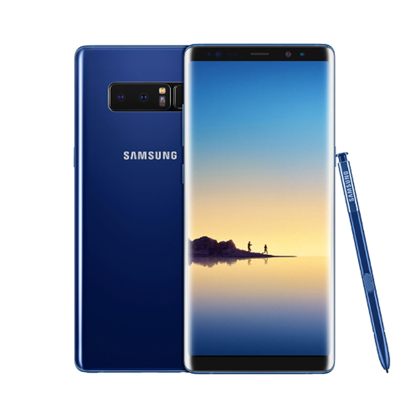 Galaxy Note 8 64Gb Deepsea Blue
