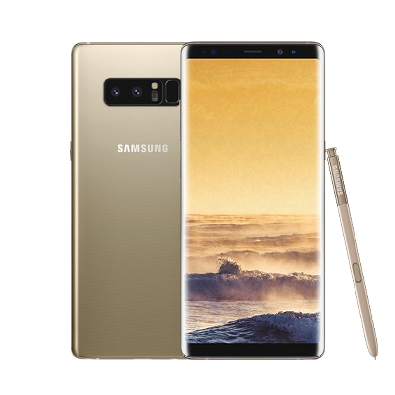Galaxy Note 8 64Gb Maple Gold
