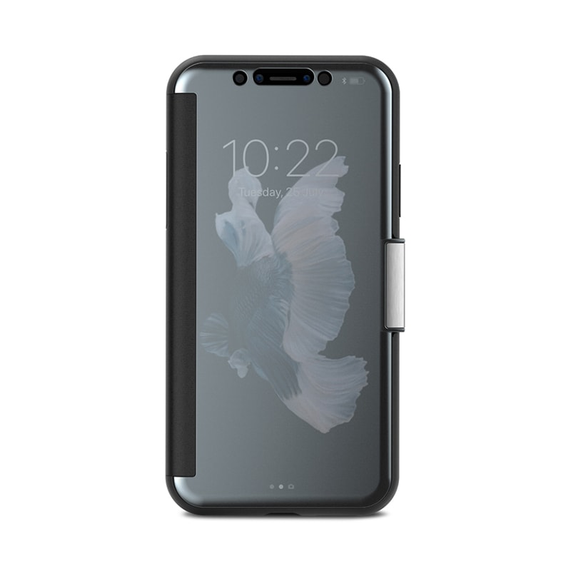 Чехол для iPhone X Moshi StealthCover Gray
