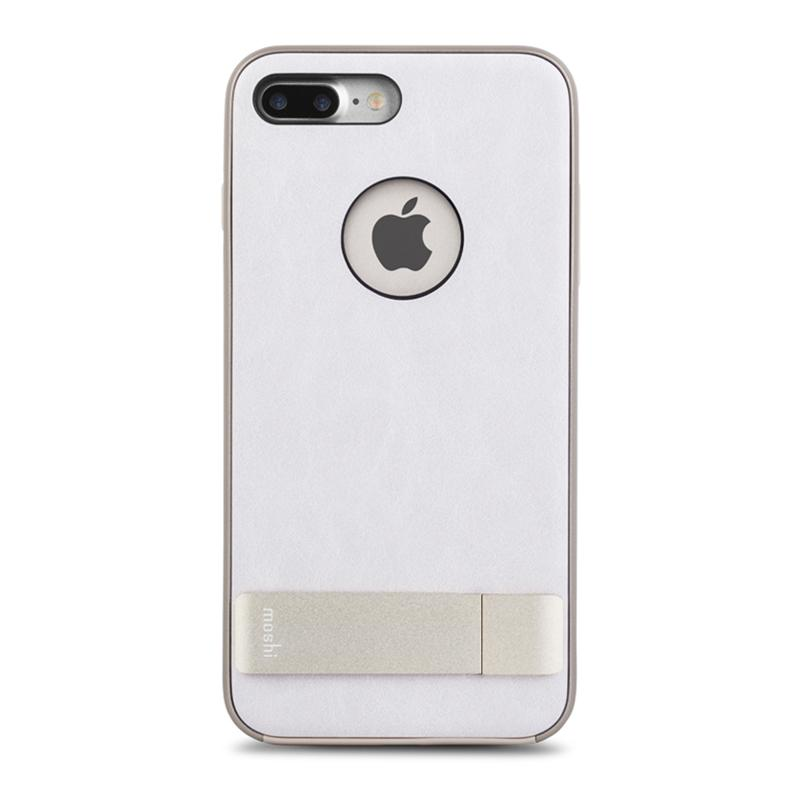 Чехол для iPhone 8 Plus/7 Plus Moshi Kameleon Ivory White