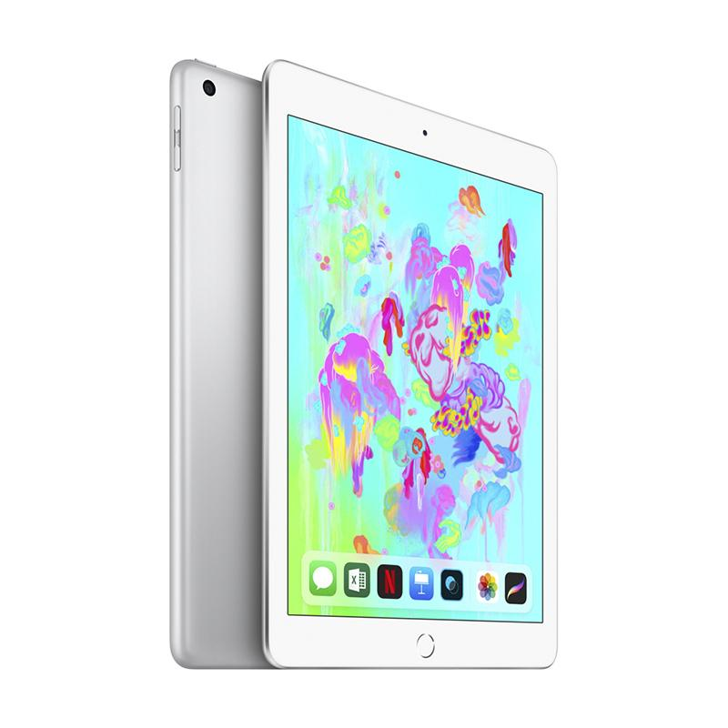 iPad 2018 32Gb Wi-Fi + Cellular (Silver)