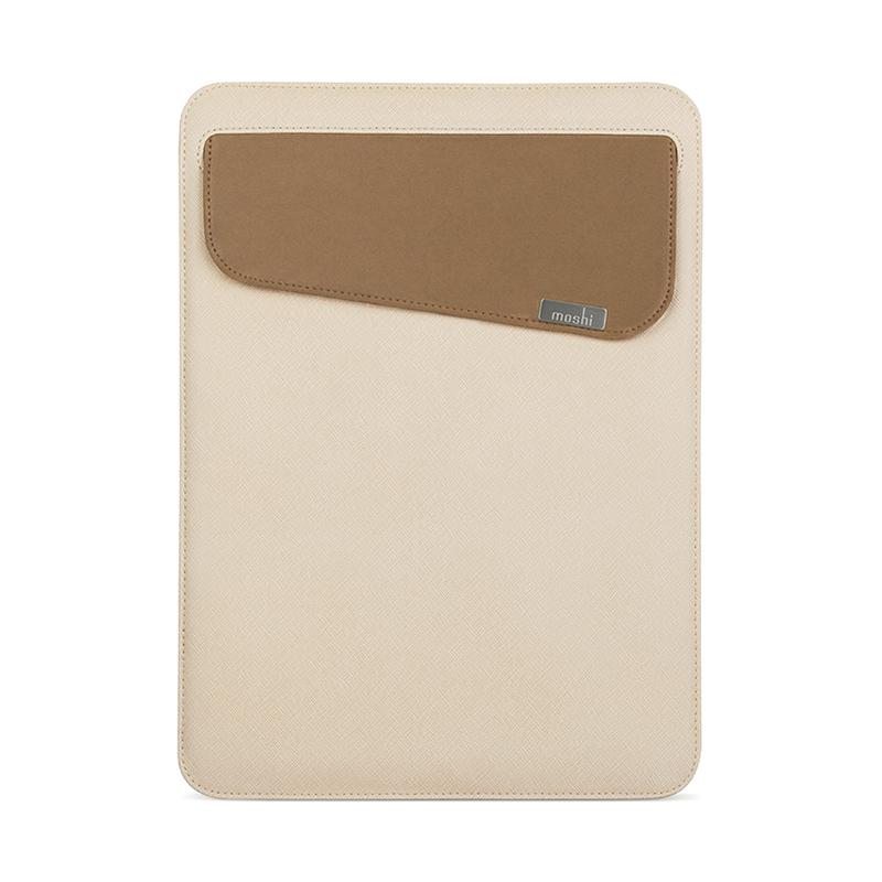 "Чехол для MacBook Pro/Air 13""/iPad Pro 12,9"" Moshi Muse 13 Slim Fit Carrying Case Sahara Beige"